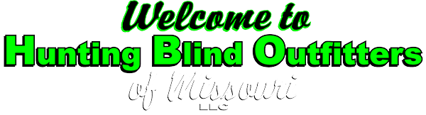 Hunting Blind Outfitters of Missouri